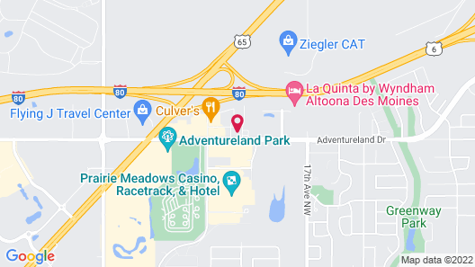 My Place Hotel-Altoona/Des Moines, IA Map