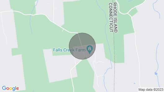 Lake House on the Farm Map