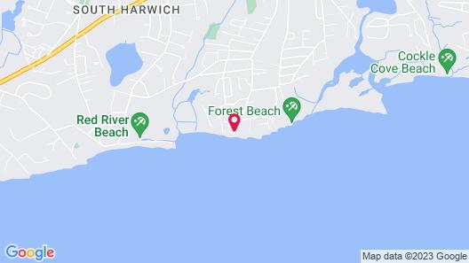 Chatham Tides Map