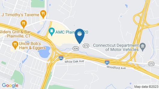 Fairfield Inn & Suites by Marriott Plainville Map