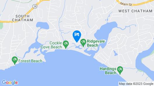 50 Nantucket Drive - Three Bedroom Home Map