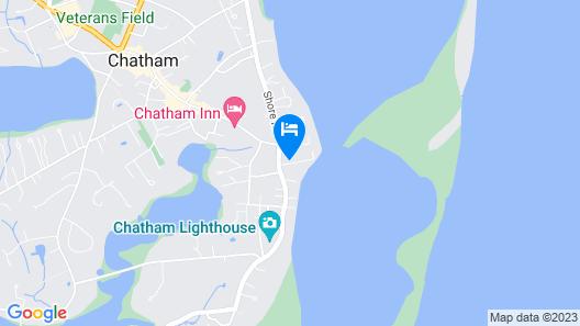 Surfside Inn Chatham Map