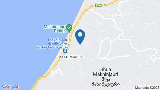 Hotel Costa Map