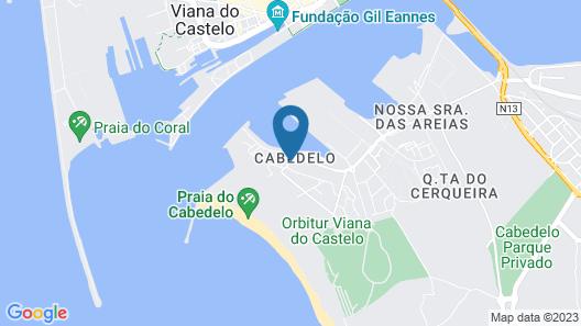 Hotel FeelViana Map