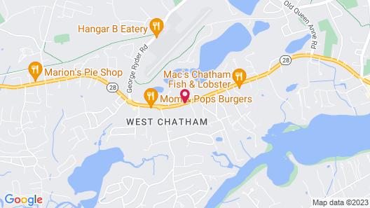The Chatham Motel Map