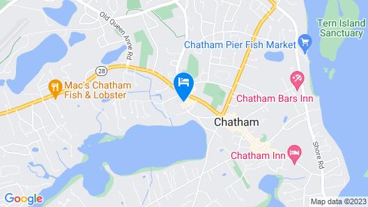 Queen Anne Inn Map