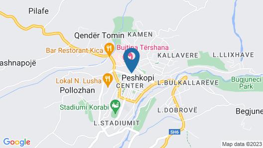 Piazza Hotel Map