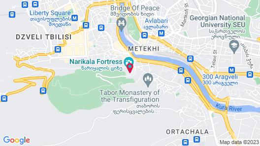 Falcon Apartments - Meidan Boutique Map