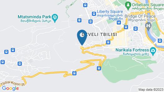 Tiflis House Map
