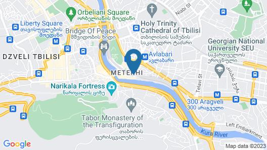 KMM Hotel Map