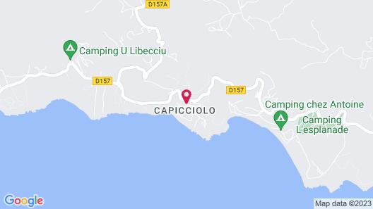 Hôtel Ruesco Map