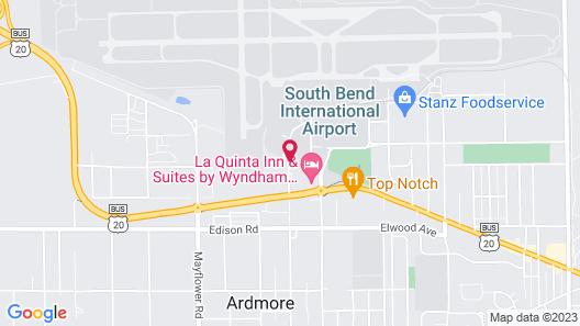 La Quinta Inn & Suites by Wyndham South Bend Map