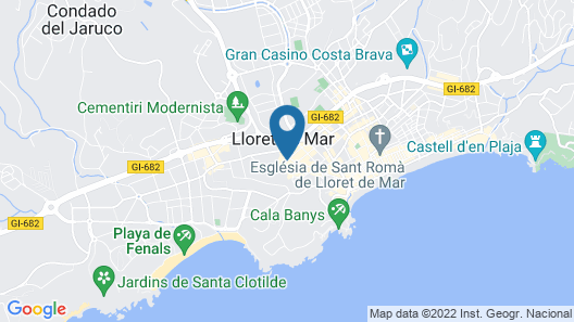 Acapulco Map