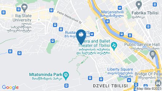 MM Hotel Map