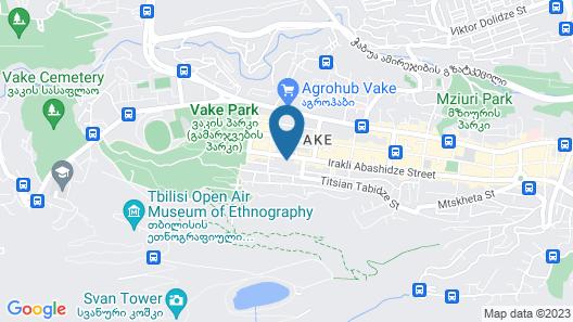 Atlas Abashidze Map