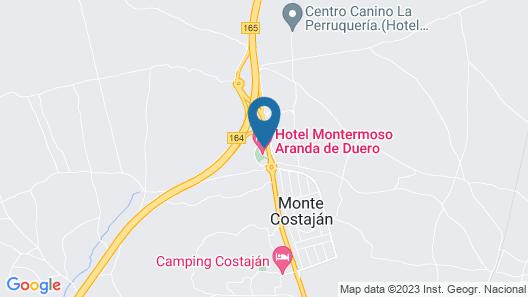 Montermoso Map