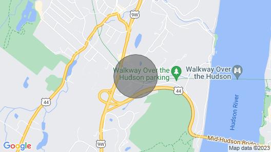 Modern Cape Near Walkway Map