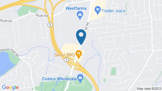 Courtyard By Marriott Farmington Map