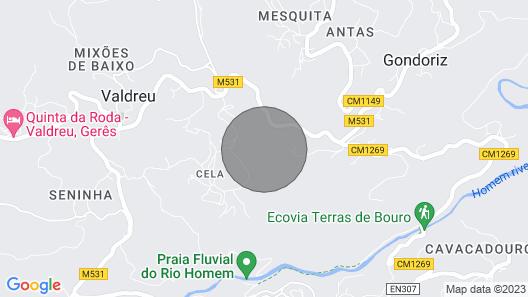 Quinta do Soto House Map