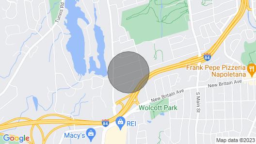 West hartford 2br 1Ba house! Map
