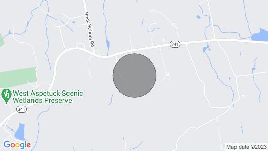 Warren Country Retreat Map