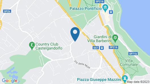 Villa Aulina Casa Nostra Map