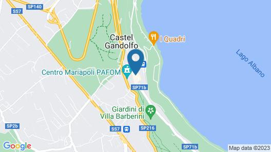 Il Raduno Map