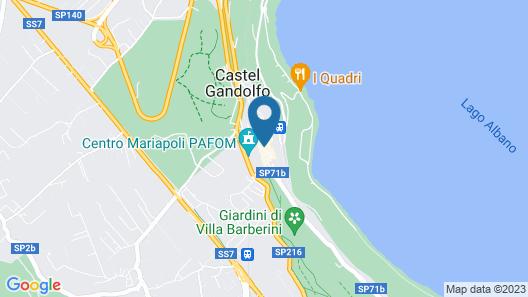 La Dimora del Borgo Map