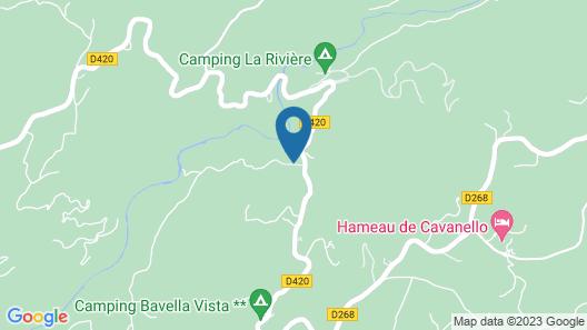 Cantu di Fiumu Map