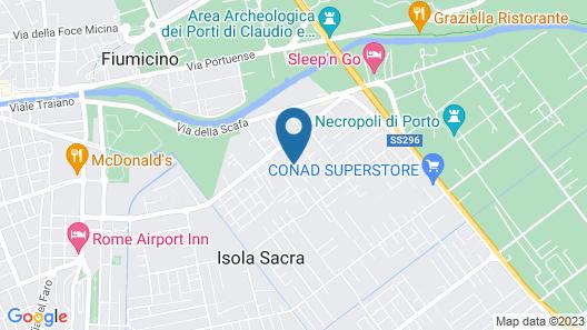La Maison Jolie Map