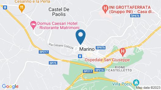 Residence Villa Savoia  Map