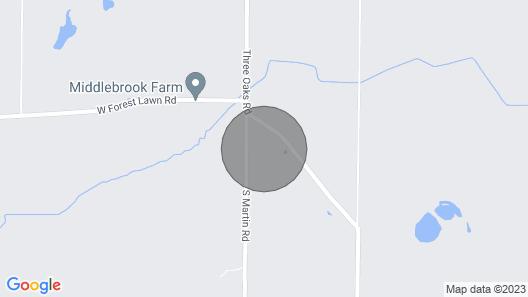 Three Oaks Creek House -- Perfect Map
