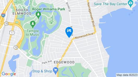 Edgewood Manor Map