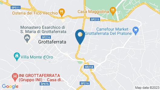 Borgo Dei Castelli Map