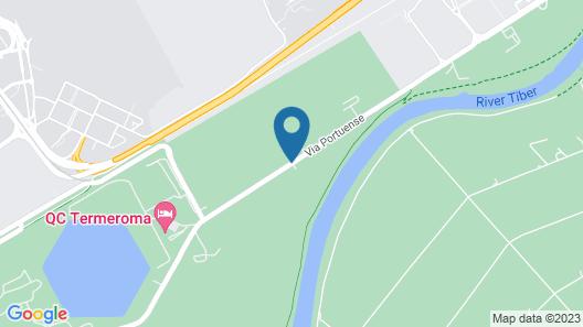 QC Termeroma Spa & Resort Map