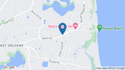 Nauset House Inn Map