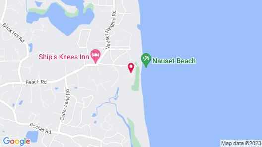 Nauset Beach Inn Map