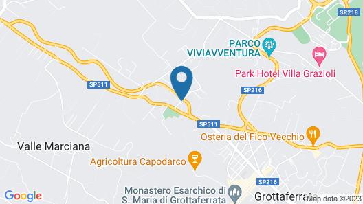 Borgo Castel Savelli Map