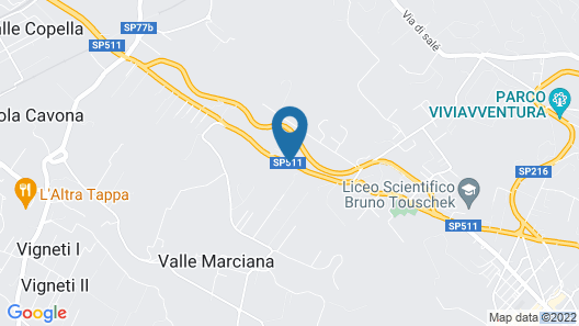 La Dolce Casetta Map