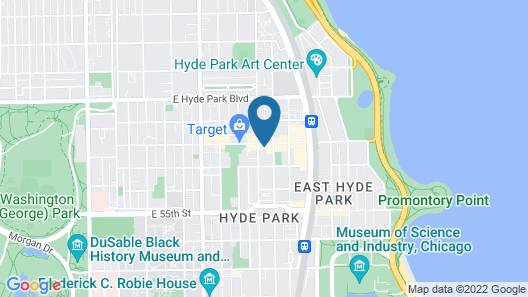 Sophy Hyde Park Map