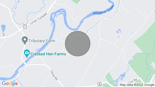 Location! ONE Clovewood in High Falls Map
