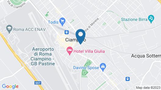 Girovagando Map