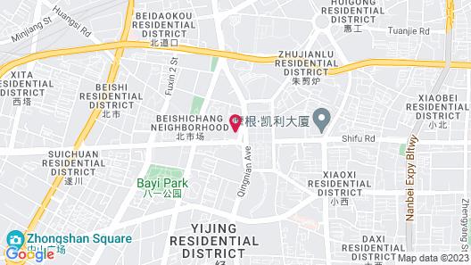 Jinjiang Inn Shenyang Taiyuan Street Map
