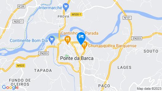 Tempus Hotel & Spa Map