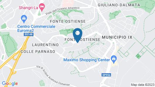 Warmthotel Map