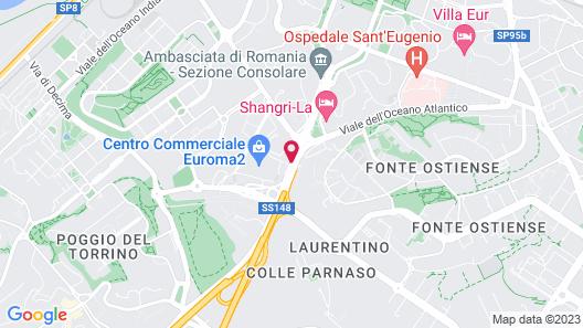 Hotel Cristoforo Colombo Map