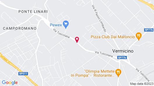 Vigna Dei Casali Map
