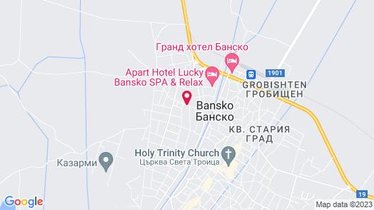 Aneli Map