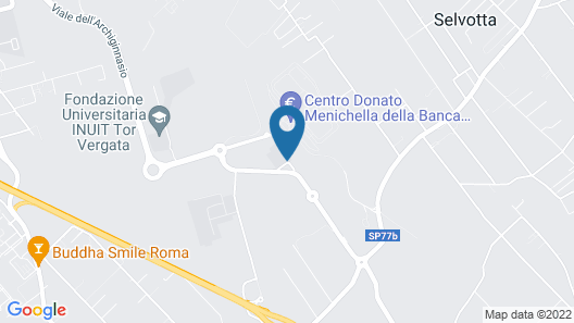 Residence Smeraldo Map