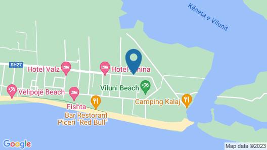 Airen Hotel Velipoje Map
